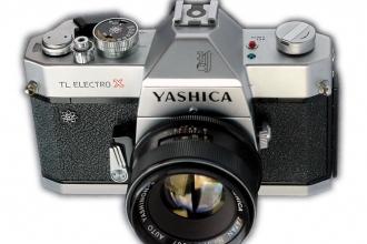 1968 Yashica TL Electro X