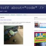 Stuff About Code