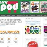 Raspberry Pi Pod