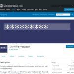 Password Protected – WordPress plugin | WordPress.org