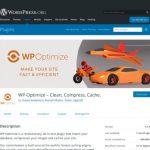 WP-Optimize – Clean, Compress, Cache