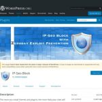 IP Geo Block – WordPress plugin