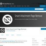 Smart Attachment Page Remove
