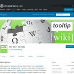 WP Wiki Tooltip